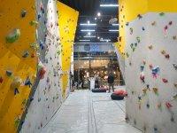 climbing center