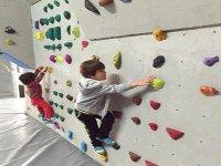 Small climbing walls