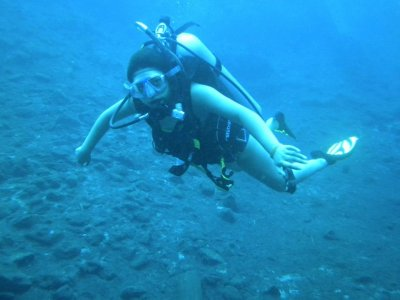 Basic scuba diving course in DF