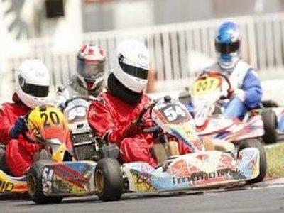 Monterrey karting tracks