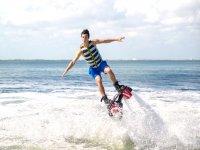 Surca las olas