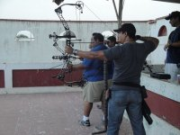 Shooting practices