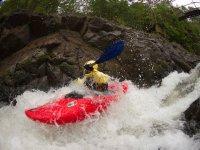 Kayaking course