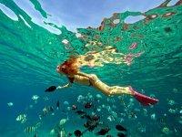 Snorkel aventura