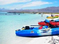 Kayak blading