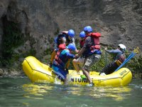 Dare to go rafting