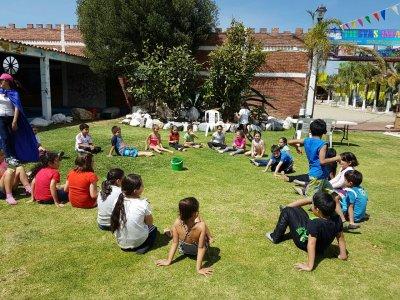 Campamento en Tepotzotlán de 3 días 2 noches