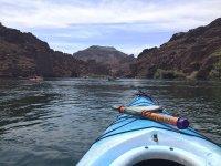 Kayak en Laguna Manialtapec