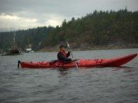 Diferentes rutas de kayak