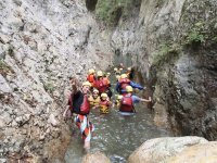 canyoning in Veracruz