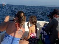 Paseos en barco por las costas de Puerto Escondido