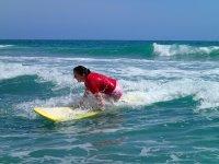 La mejor experiencia surfeando