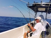 Pesca deportiva con Robert's Ecotours