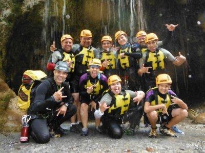Canyoning, 10 hours, Matacanes