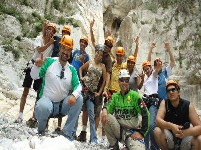 6 hour canyon descent, Salto Laberinto