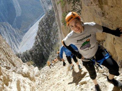 Adventure trip, 5 hours Cueva de la Virgen