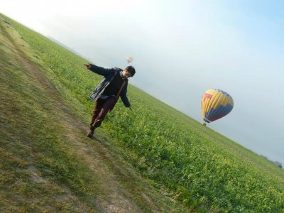 Hot Air Balloon Ride + Adventure Activities