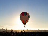 Tourist Hot Air Balloon flights