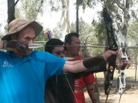 Come and practice this sport of discipline and marksmanship