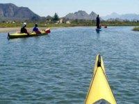 Kayaking routes