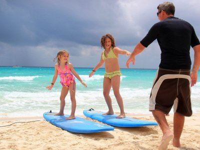 Equilibrium Surf School