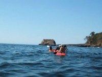 Kayak mar abierto