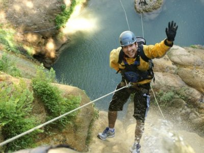 Canyoning route 5 hours