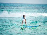 Skills básicos para surfear