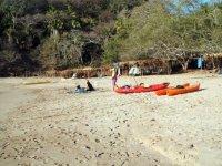 Pausa kayak