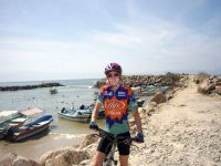 Recorrido ciclista sayulita