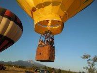 Shared Ballooning Ride in Huamantla, Kids