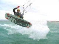 Aventura kitesurf