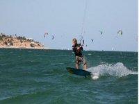 Kite boardinf