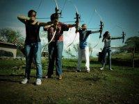 Aventura tiro con arco