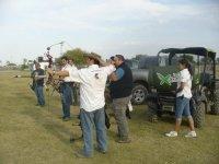 Aprender tiro con arco