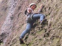 enjoy the climbing