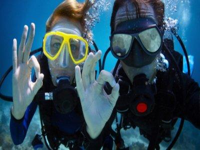 Mayan Dive