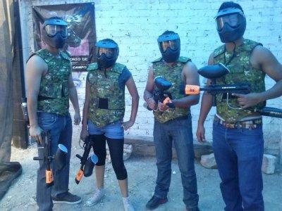 Gotcha en el Estado de México con 1000 cápsulas