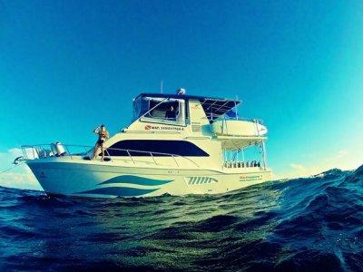 Mayan Dive Paseos en Barco