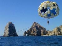 Volando en Baja