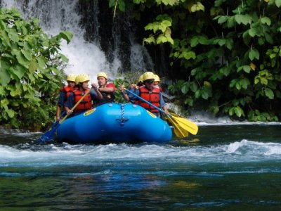 White water rafting in Actopan river 2 h 30 m