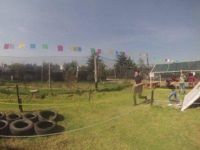 Paintball birthday offert Las Aguilas