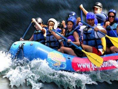 Jalcomulco Extremo Rafting