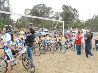Rancho La Noria Ciclismo de Montaña