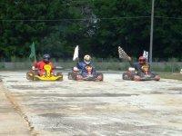 running karts