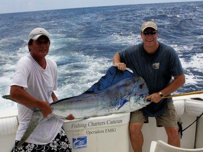 Fishing Charters Cancún