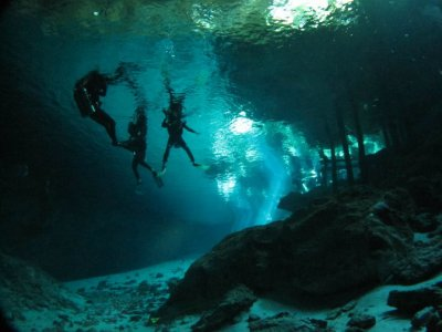 Extreme Central Buceo