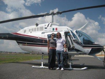 Elite Travel Executive Services Vuelo en Helicóptero