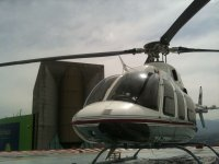 fly from the heliport