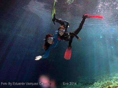Adventure Tours Yucatán México Snorkel